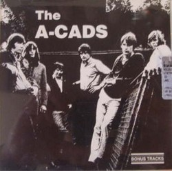 A-Cads/Hungry for love, CD