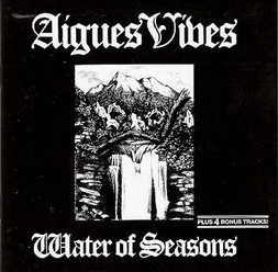 Aigues Vives/Water of seasons, CD