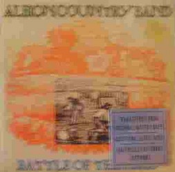 Albion Country Band/Battle of the field, CD