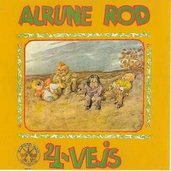 Alrune Rod/4-vejs, CD