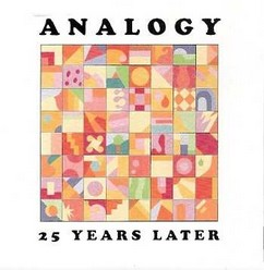 Analogy/25 years later, CD