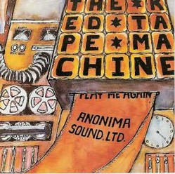 Anonima Sound Ltd./Red Tape Machine, CD