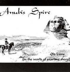 Anubis Spire/Old Lions, CD