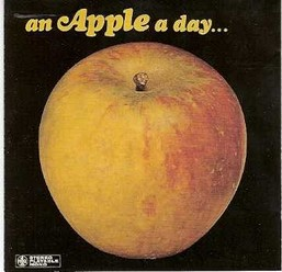 Apple/An apple a day, CD