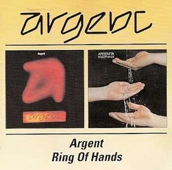 Argent/Same-Ring of hands, 2CD