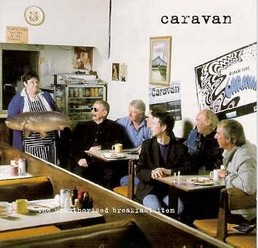 Caravan/The Unauthorised Breakfast item, CD
