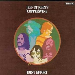 Copperwine, Jeff St. John's/Joint effort, CD