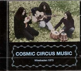 Cosmic Circus Music/Wiesbaden 1973, CD