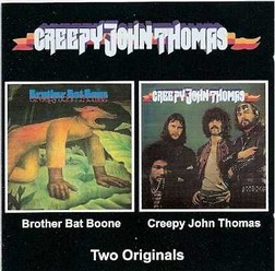 Creepy John Thomas/Brother Cat Bone, CD