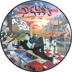 Deyss/Fou your eyes only, LP