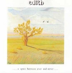 Edith/… a space between ever and never, CD
