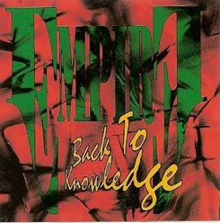 Empire/Back to knowledge, CD