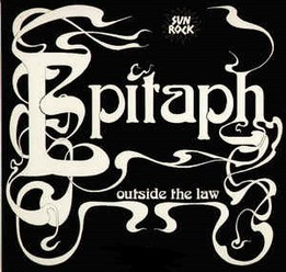 Epitaph/Outside the law, CD