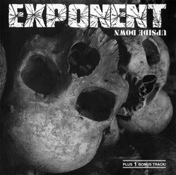 Exponent/Upside Down, CD