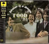 Food/Forever is a dream, CD