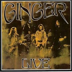 Ginger/Live in Zürich, CD