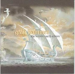 Glass Hammer/The middle earth album, CD