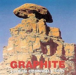 Graphite/Live in Cornwall 1971, CD