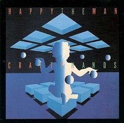 Happy the man/Crafty hands, CD