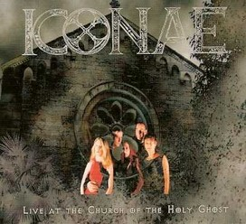 Iconae/Live at the church of the, CD