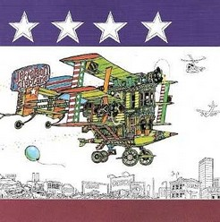Jefferson Airplane/After bathing at baxters, CD