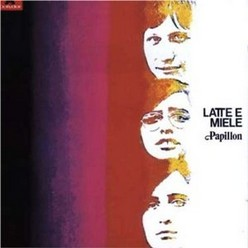 Latte e Miele/Papillon, LP