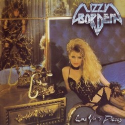 Lizzy Borden/Love you to pieces, CD