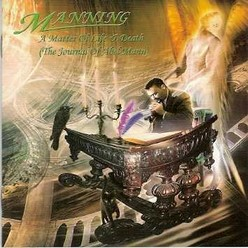 Manning, Guy/A matter of life & death (the journey of Abel Mann), CD