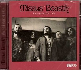 Missus Beastly/SWF-Sessions 1974, CD