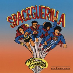 Missus Beastly/Space guerilla, CD