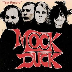 Mock Duck/Test Record, CD