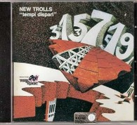 New Trolls Atomic System /Tempi dispari, CD
