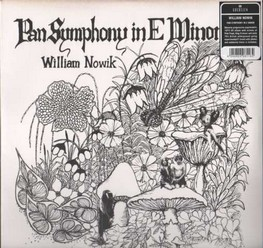 Nowik, William/Pan symphony in E Minor, LP