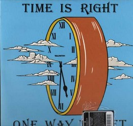 One Way Ticket/Time is right,  LP