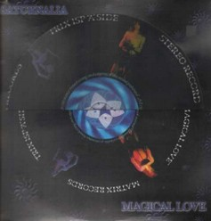 Saturnalia/Magical Love, LP