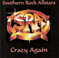 Southern Rock Allstars/Crazy again, CD