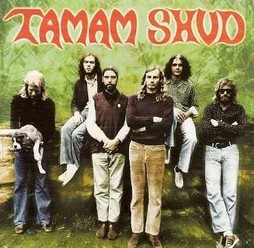 Tamam Shud/Live in Concert – July 2, 1972, CD