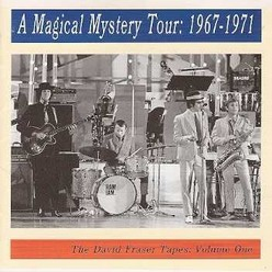 Various Artists/A Magical Mystery Tour 1967-71, CD
