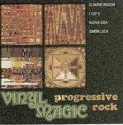 Various Artists/Cinyl Magic - Progressive Rock, CD