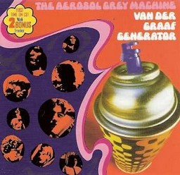 Van Der Graaf Generator/ The Aerosol Brey Machine, CD