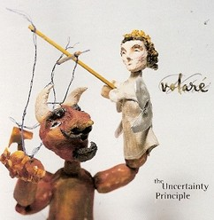 Volaré/Uncertainty Principle, CD