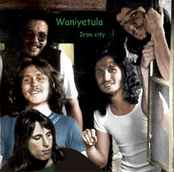 Waniyetula/Iron City, CD