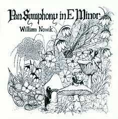 Nowik, William/Pan symphony in E Minor, CD