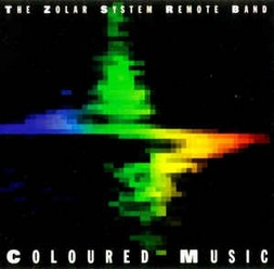 Zolar System Remote Band/Coloured Music, CD