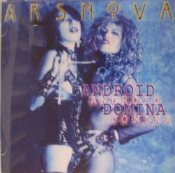 Ars Nova/Android Domina, CD